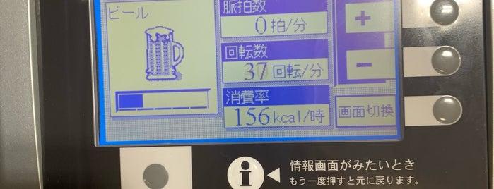 スポーツクラブ&スパ ルネサンス 経堂 is one of Locais curtidos por ZN.