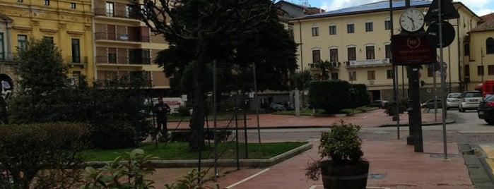 Piazza Libertà is one of Evolution Club animazioneさんのお気に入りスポット.