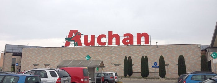 Auchan is one of Locais curtidos por Giannicola.
