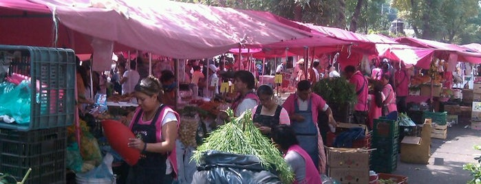 Tianguis Prados De Coyoacan is one of Lugares favoritos de Stephania.