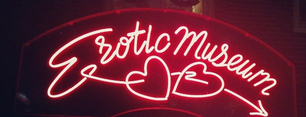 Erotic Museum is one of Musea Amsterdam.