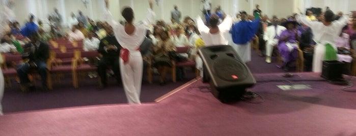 New Covenant Baptist Church is one of Lugares guardados de Priscila.