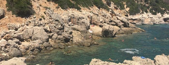 Punta Pedra Longa is one of IT - Sardinien.