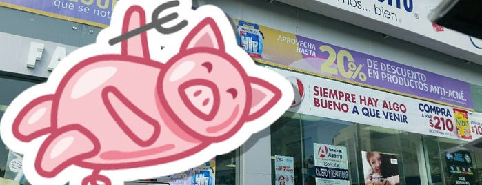 farmacias del Ahorro is one of MariFer'in Beğendiği Mekanlar.