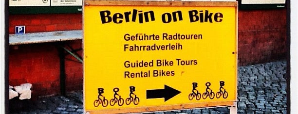 Berlin on Bike is one of Berlin is for tourists.