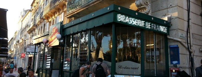 Brasserie le France is one of Fem 님이 좋아한 장소.