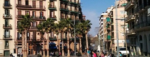 Plaça de les Navas is one of Orte, die Carlos gefallen.