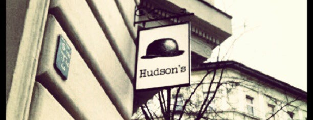 Hudson's Cakes is one of Berlin.
