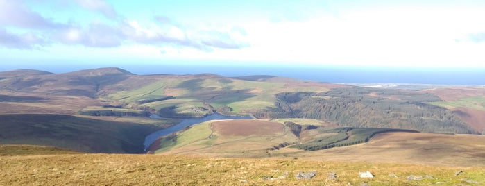 Snaefell Summit is one of Lugares favoritos de Carl.