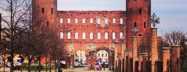 Porte Palatine is one of Posti che sono piaciuti a Marco.