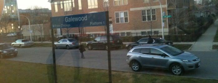 Metra - Galewood is one of สถานที่ที่บันทึกไว้ของ AmDiabetesIL.