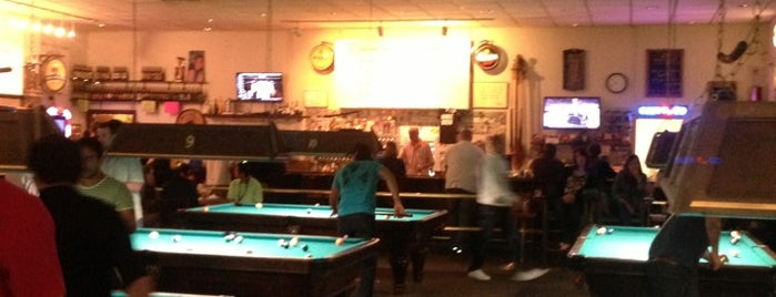 Billco's Billiard and Darts is one of The best after-work drink spots in Napa, CA.