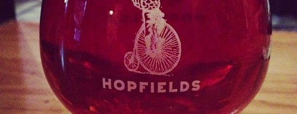 Hopfields is one of Austin Restaurants to Visit.