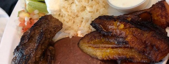 El Paisa Restaurante - Jenny and Jesse's Comida Hondureña is one of San Francisco 2.