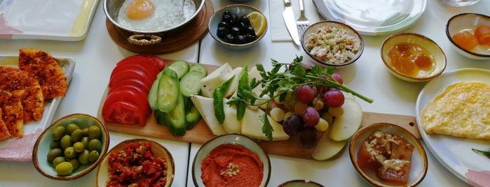 Hadika Kahvaltı Evi is one of kahvaltı durakları.