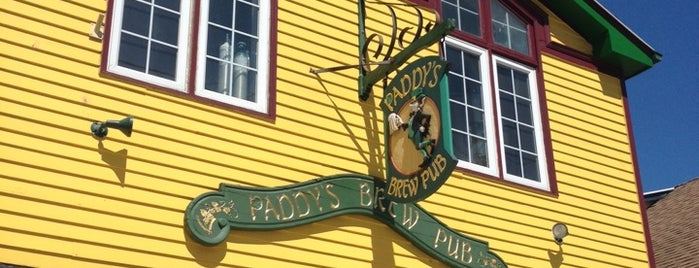 Paddy's Brew Pub & Rosie's Restaurant is one of Daniel's Saved Places.