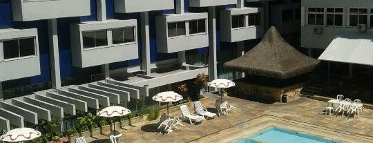 Recife Monte Hotel is one of Orte, die Ricielle gefallen.