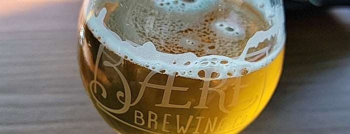 Baere Brewing Co. is one of Denver.