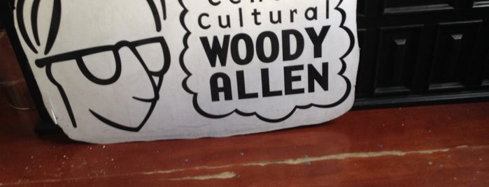 Centro Cultural Woody Allen is one of Museos · Galerías · Centro Cultural.