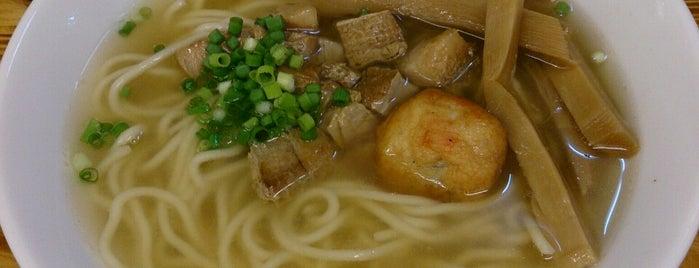 麺屋 八重山style is one of Tempat yang Disukai issinta.