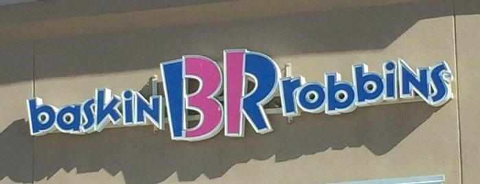 Baskin-Robbins is one of สถานที่ที่ Lauren ถูกใจ.