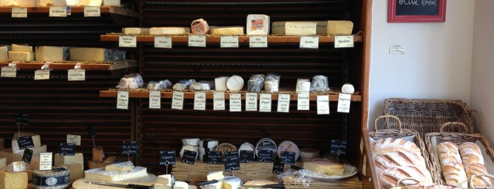 CheeseWorks is one of The Cotswolds.