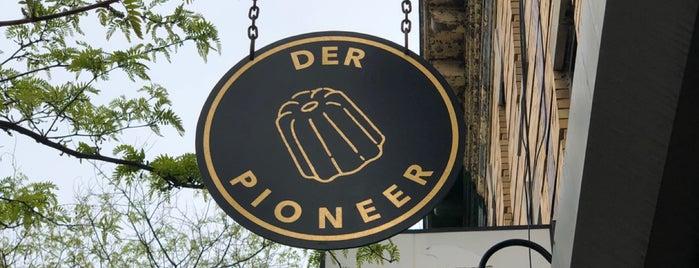 Der Pioneer is one of Carmen 님이 좋아한 장소.