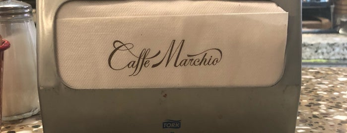 Caffe Marchio is one of newwwyork.