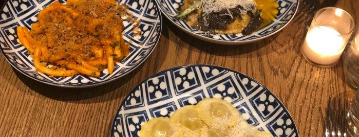 Rezdôra is one of Favorite NYC restaurants.