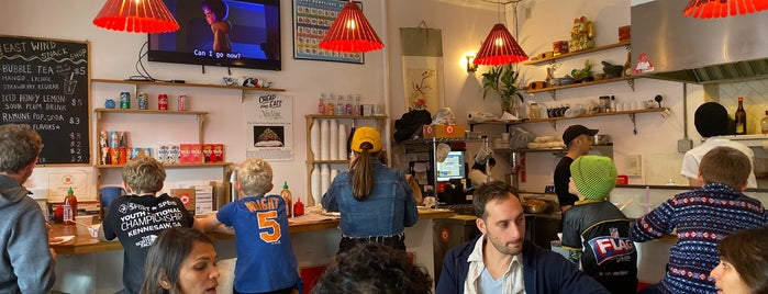 East Wind Snack Shop is one of Brooklyn-Bound.