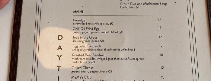MeMe's Diner is one of Restaurants: Park Slope, Prospect Hts, Crown Hts.