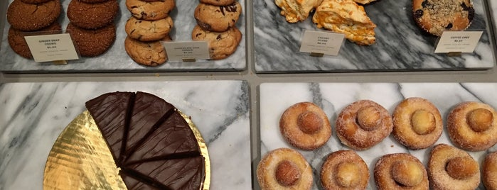 Mah-Ze-Dahr Bakery is one of 11 Howard + Foursquare Guide to Fall in NYC.