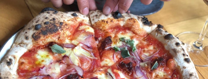 Bæst is one of Europe // 50 Top Pizza.