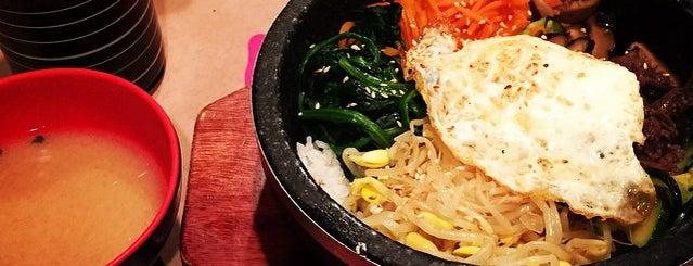 Korean BBQ Restaurant is one of Gespeicherte Orte von Kay.