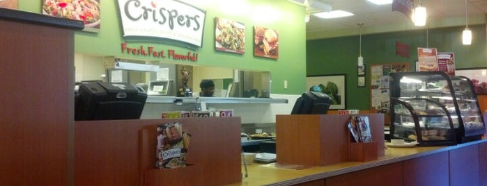 Crispers Fresh Salads, Soups and Sandwiches is one of Out of State Awesome.