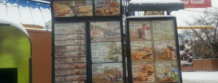 Burger King is one of Andy : понравившиеся места.