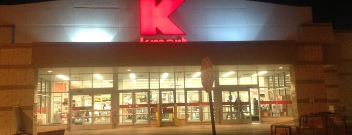 Kmart is one of Orte, die Evan[Bu] gefallen.