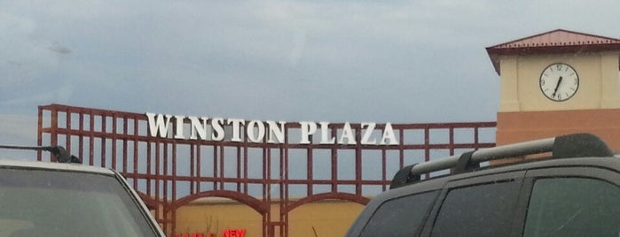 Winston Plaza is one of Gespeicherte Orte von AmDiabetesIL.