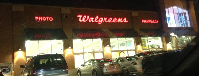 Walgreens is one of Lieux qui ont plu à Kate.