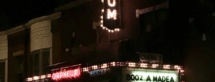 The Orpheum is one of Chrissy's Liked Places.