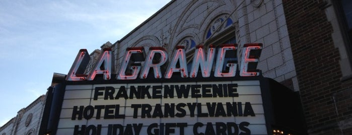 La Grange Theatre is one of Favorites!. :).