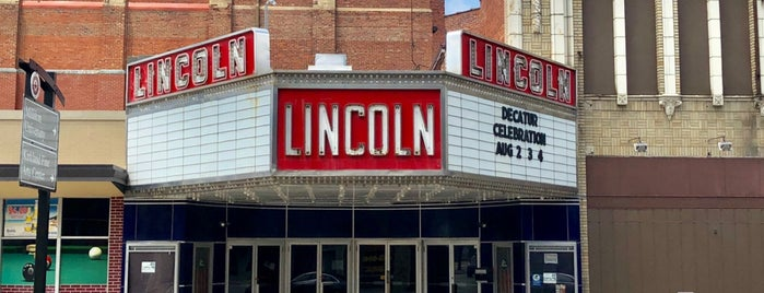 Lincoln Square Theatre is one of Paranormal Sights.