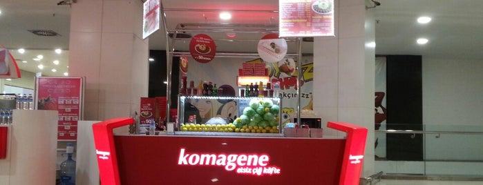 Komagene is one of Wafaa-2013 님이 저장한 장소.