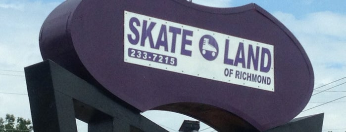 skateland is one of Top 10 places to try this season.