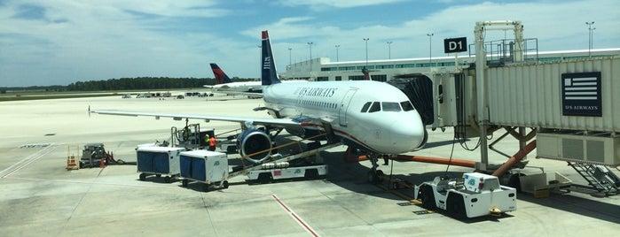 Southwest Florida International Airport (RSW) is one of สนามบินนานาชาติ (1).