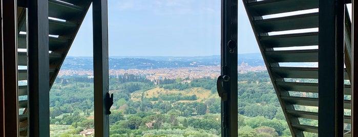 Pensione Bencistà is one of Via degli Dei.