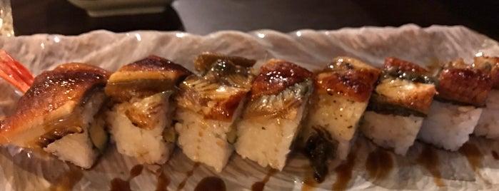 Sushi Nara is one of Paul'un Beğendiği Mekanlar.