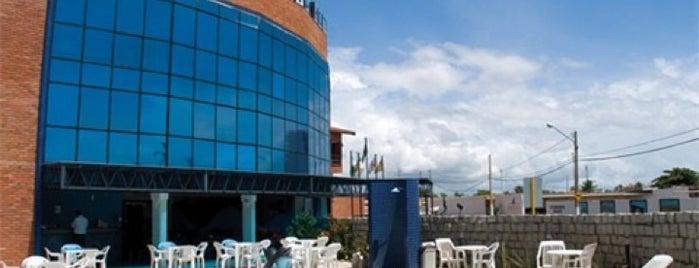 Residence Praia Hotel is one of Tempat yang Disimpan Silvia.
