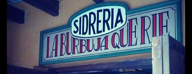 La Burbuja que Ríe is one of Comer en Madrid.