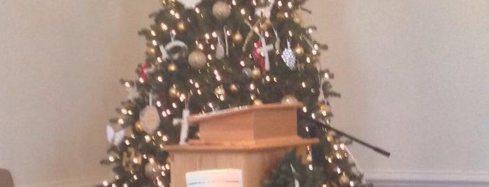 Oak Grove United Methodist Church is one of Posti salvati di Matt.